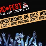 NEW ROUND OF ARTISTS ACCEPTED TO PERFORM AT CANADIAN MUSIC FEST 2011