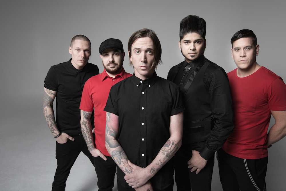 Billy Talent to Receive Legends of Live Special Achievement Award at the 3rd Annual Live Music Industry Award