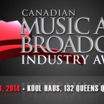 Nominees Announced! Cast Your Vote for the 2014 Canadian Music & Broadcast Industry Awards