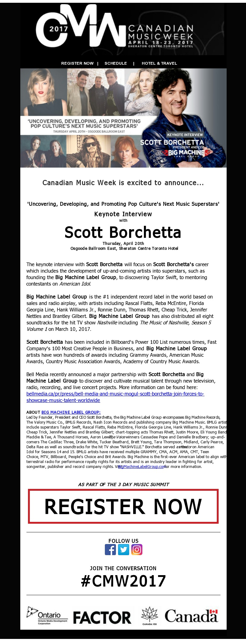 CMW - Scott Borchetta