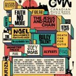 CMW Announces Additional Headliners: Joey Bada$$, Mick Jenkins and more!