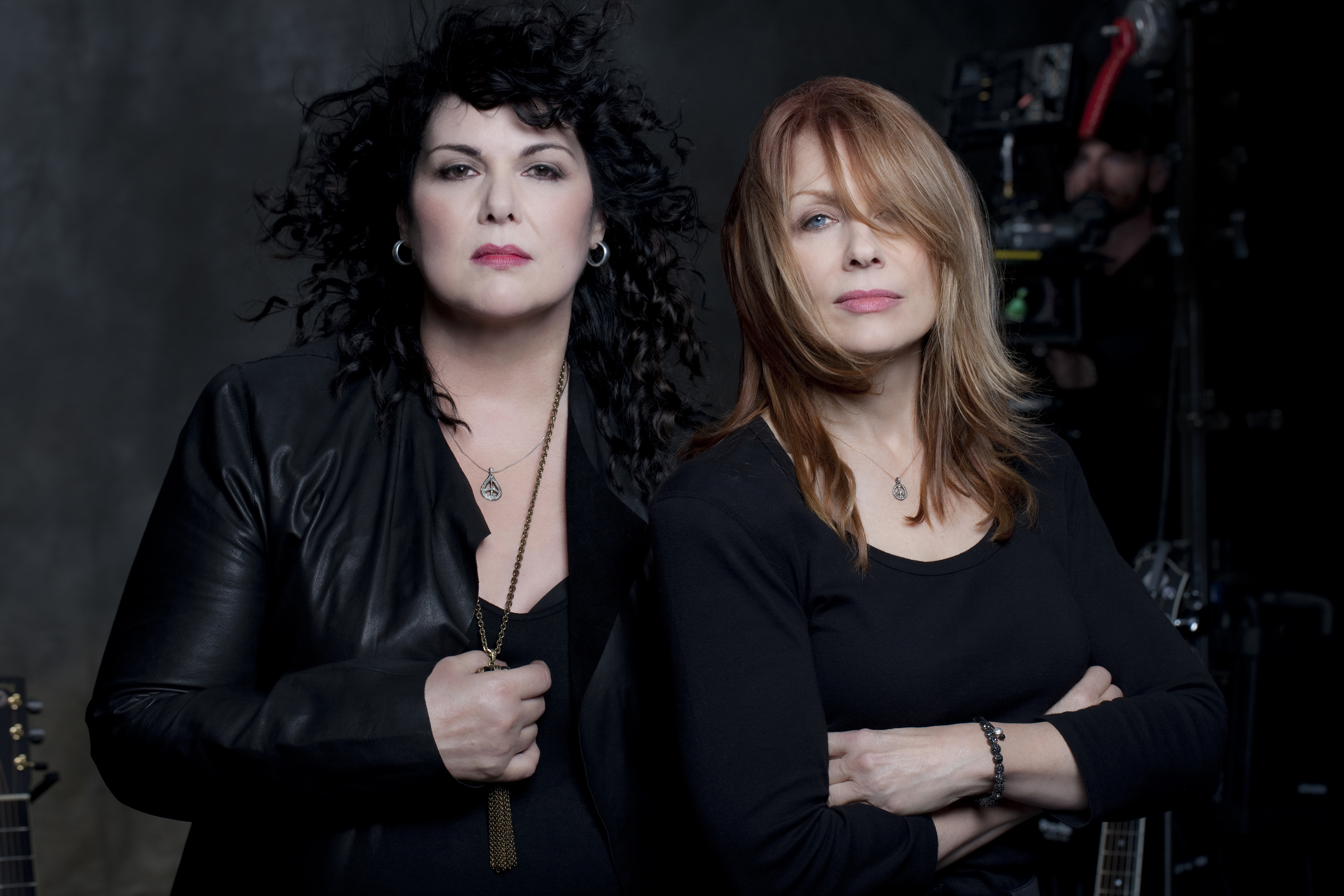 HEART, SOUL AND ROCK & ROLL: A CELEBRITY INTERVIEW WITH ... Ann Nancy Wilson