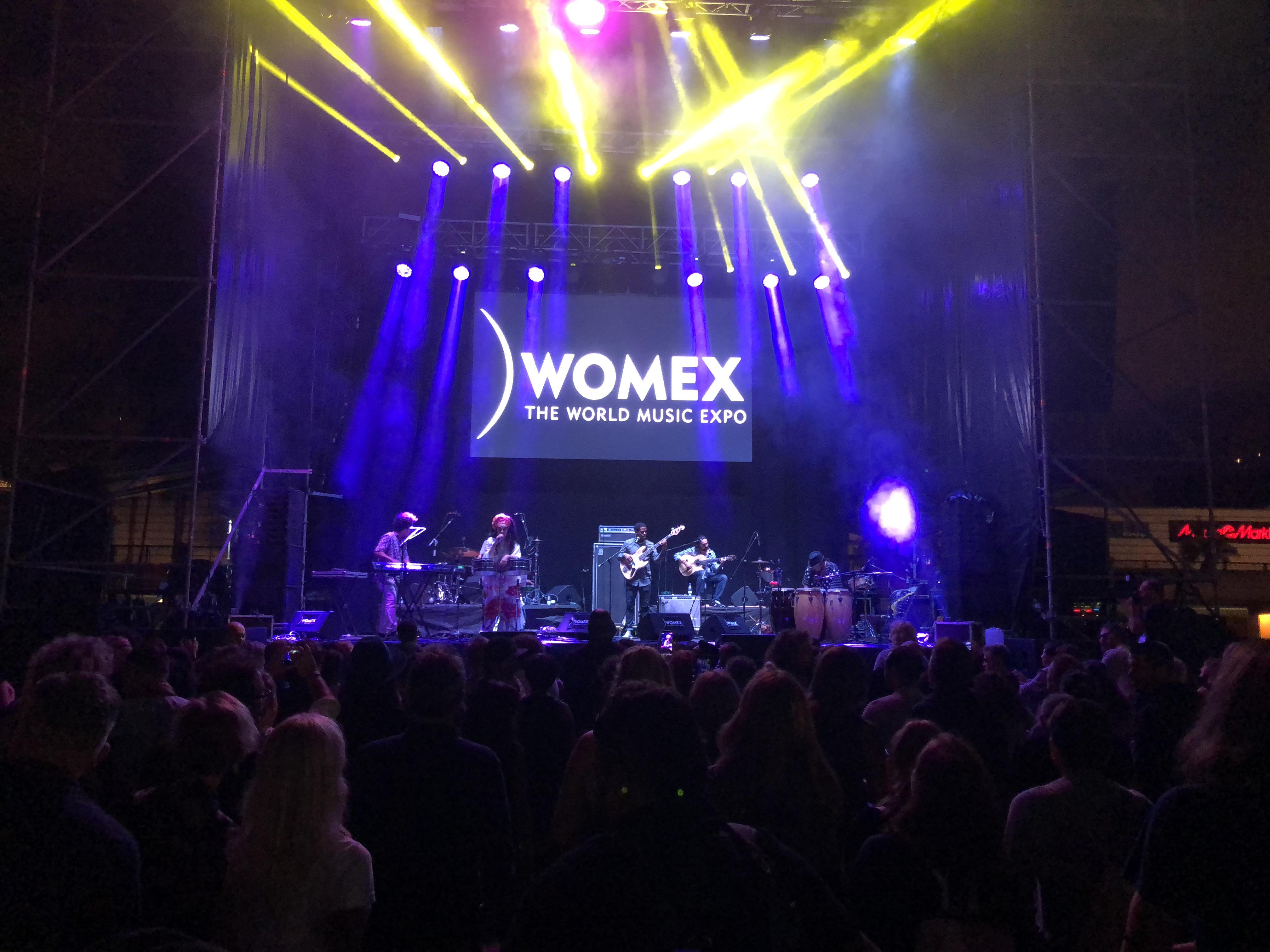CMW Trip to WOMEX 2018