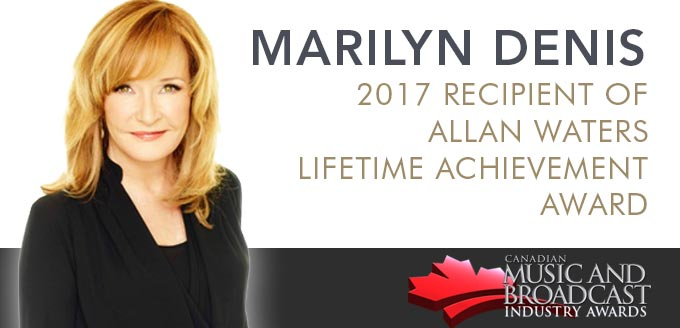 Marilyn Denis, networth, career, awards