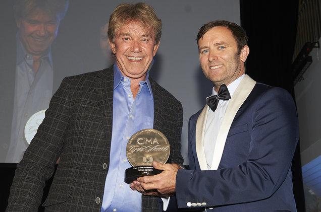 CIMA Award Winners: What Was Said