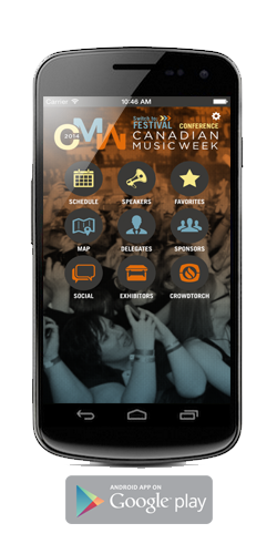Download CMW Android App