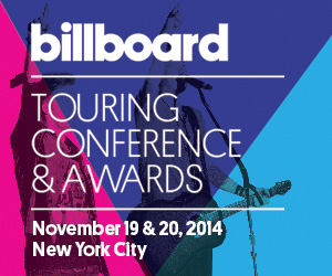 billboard touring