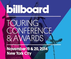 billboard touring