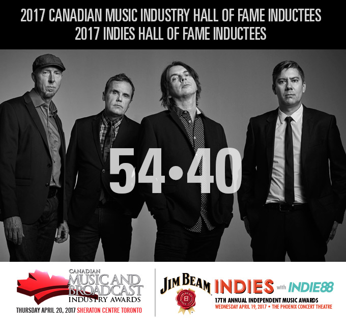 Double Hall of Fame Induction into CMBIAs and INDIES at #CMW2017