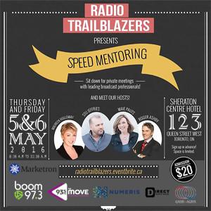 Speed Mentoring Event brite link