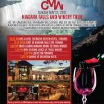 CMW 2015 NIAGARA FALLS AND WINERY TOUR