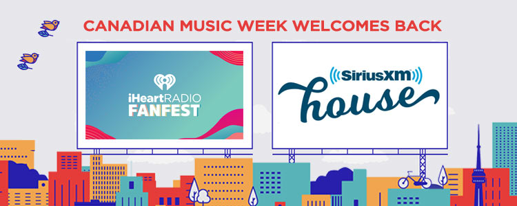 CANADIAN MUSIC WEEK PRESENTS IHEARTRADIO FAN FEST AND SIRIUS XM HOUSE FEATURING FRENCH MONTANA, BELLY, RIA MAE, KIEFER SUTHERLAND AND MORE