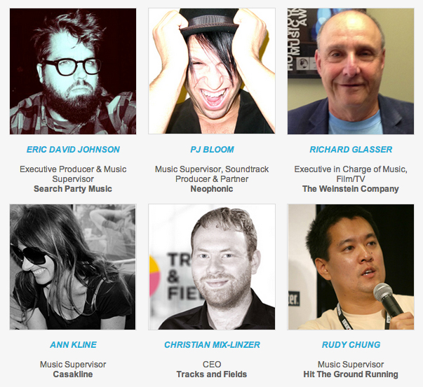 New Round of Music Supervisors Announced for CMW's Synch