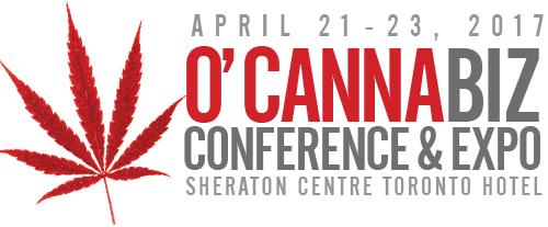 INTRODUCING 'O' CANNABIZ' CONFERENCE AND EXPO APRIL 21-23, 2017