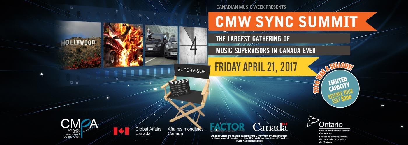 c4dbfae7b CMW Sync Summit 2014 - 2019 Canadian Music Week May 6-12, 2019 ...