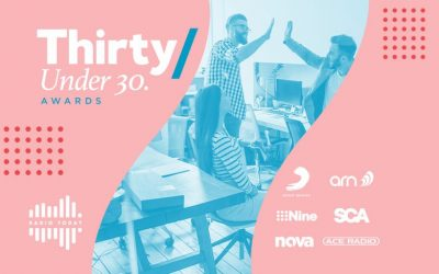 Entries for Radio Today's 30 Under 30 Awards are open