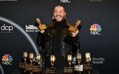 Post Malone Snags 9 Billboard Music Awards