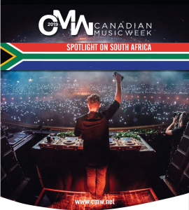 2019 Spotlight on South Africa - 2020 Canadian Music Week