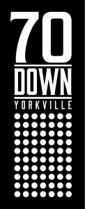 70DownYorkville_Logo