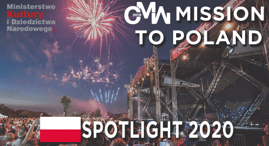 Announcing Spotlight on Poland and Eastern Europe at CMW 2020
