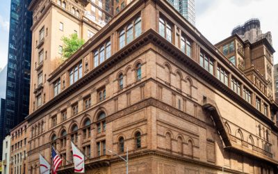 Carnegie Hall Cancels Its Performance Season for the First Time In Its 130-Year History