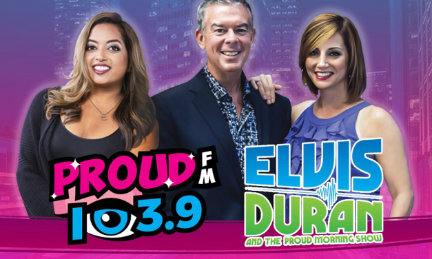Proud Fm New Morning Show – Elvis Duran And The Proud Morning Show