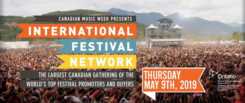 Meet the Festivals at Canadian Music Week 2018