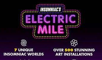 Insomniac Unveils Multi-Date Audiovisual Drive-Through Experience 'Electric Mile' in SoCal