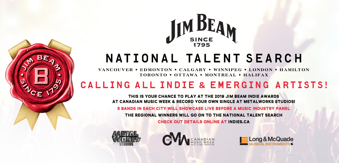 CMW and Jim Beam Present: The Jim Beam Talent Search