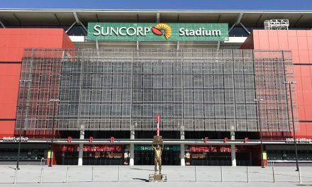 Australia's Suncorp Stadium Sets Record Attendance
