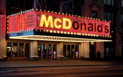 Live Nation Facing $47M Lawsuit Over Times Square McDonalds Cleanup