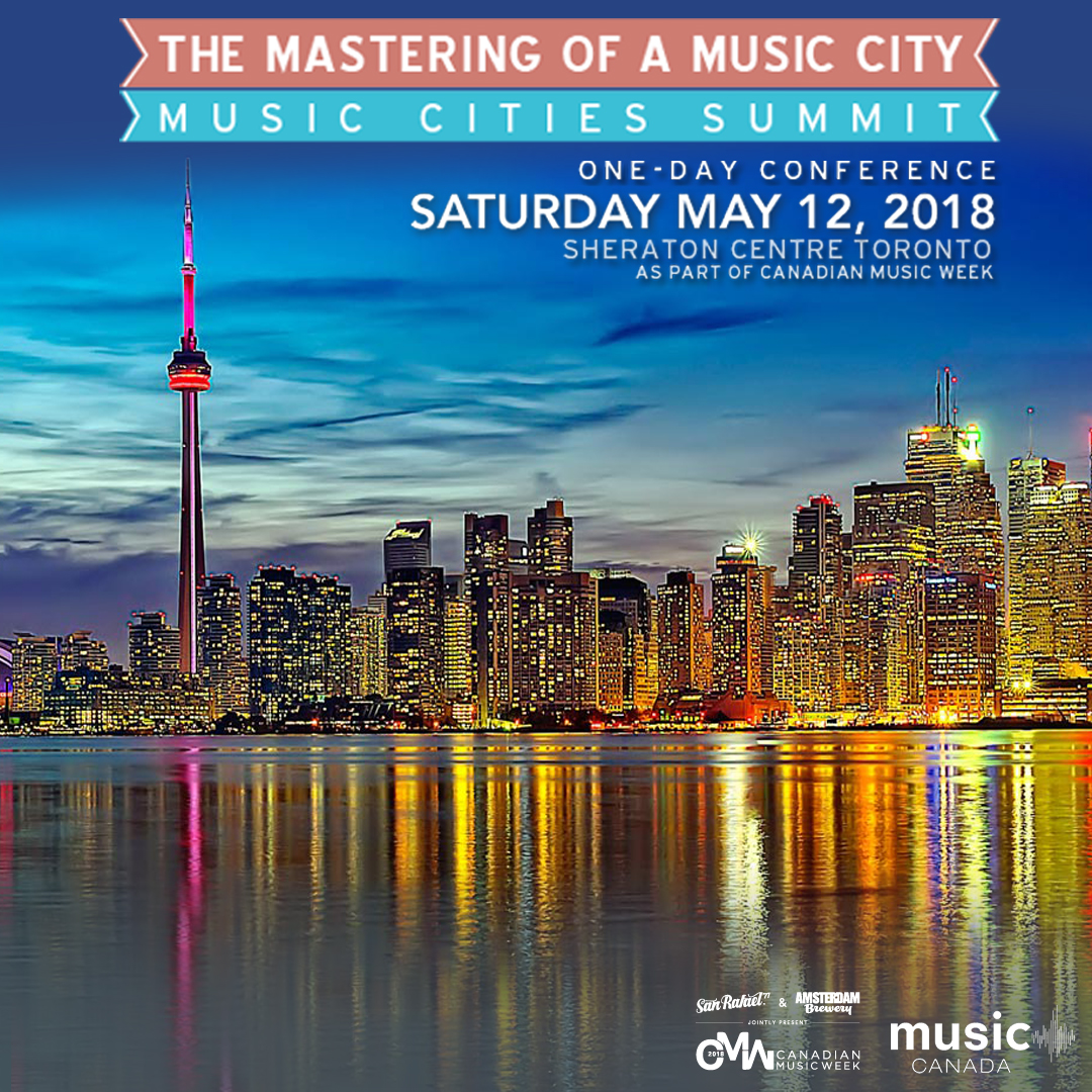 Music Cities Summit 2018