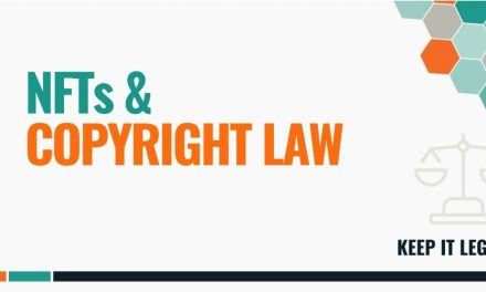 NFTs and Copyright Law