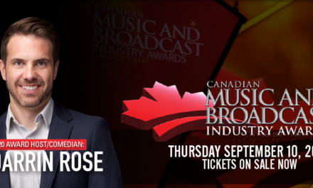 Music & Broadcast Industry Awards Gala