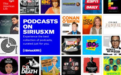 SiriusXM launches new podcast offering