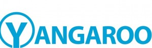 Yangaroo Logo Cyan