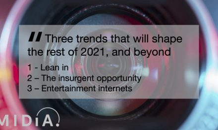 Three trends that will shape the rest of 2021, and beyond