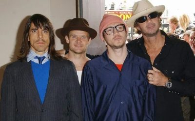 Red Hot Chili Peppers to Sell Song Catalog to Hipgnosis for Upwards of $140 Million