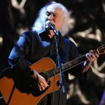 David Crosby Sells Music Catalog to Irving Azoff's Iconic Artists
