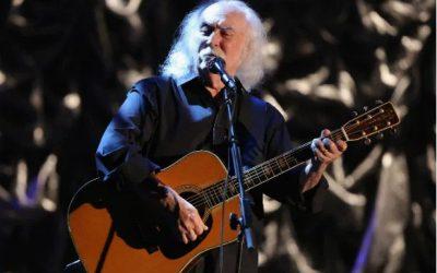 David Crosby Sells Music Catalog to Irving Azoff's Iconic Artists