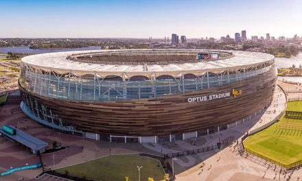 Perth's Optus Stadium becomes Australia's first 5G 'smart' arena