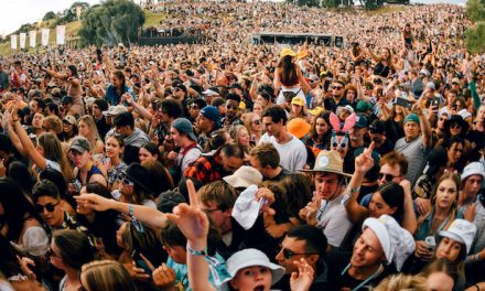 NZ Festivals Bring In The New Year With Huge Audiences