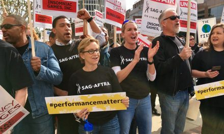 Irving Azoff, TV Actors and Recording Artists Push for Rewrite of California Labor Law