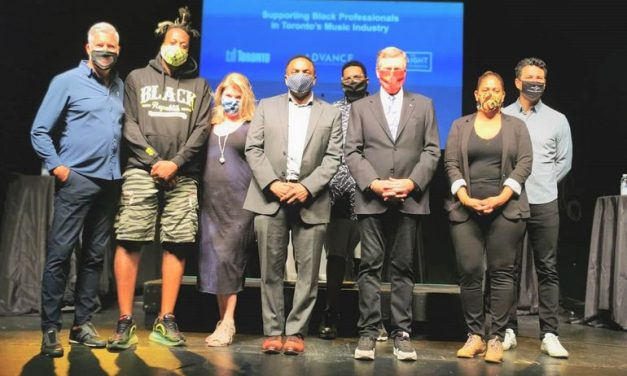 Slaights Back City To Support Black Music Biz Professionals