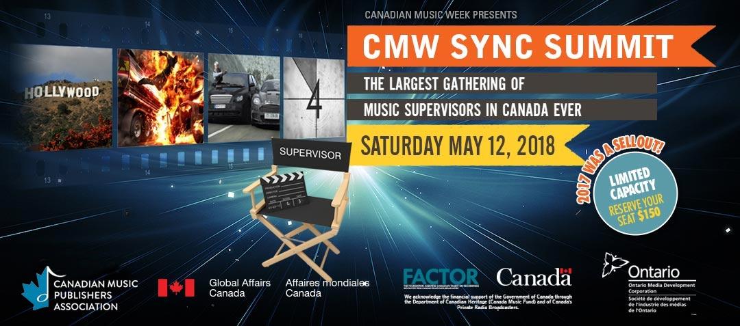 CMW Sync Summit