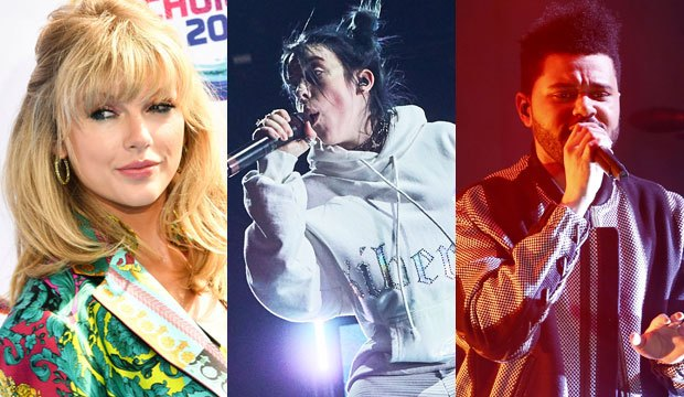 Who will win at the MTV Video Music Awards: Taylor Swift? Billie Eilish? The Weeknd?