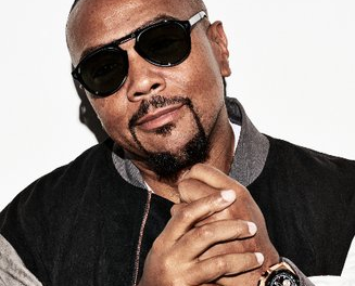 Up Close and Personal Conversation with Timbaland